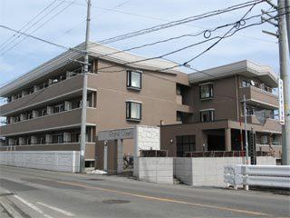 アパート 青森県 青森市 安田字近野 ロイヤルコート安田 2LDK