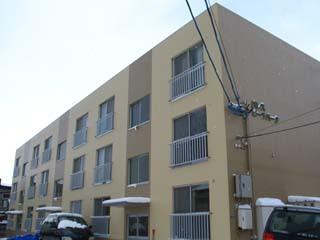 マンション 青森市合浦2丁目8-25 パレスビーチパーク 1DK