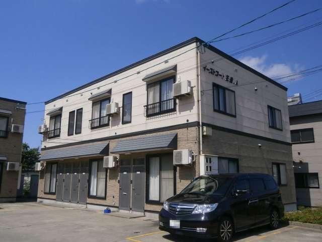 アパート 青森県 青森市 原別3丁目2-6 イーストコート 1LDK