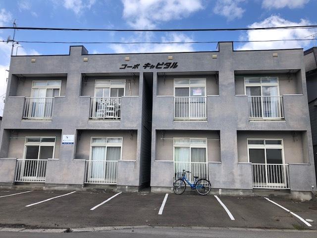 アパート 青森県 青森市 妙見3丁目1-25 コーポキャピタル 1R