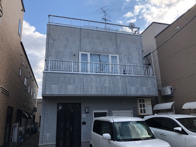 アパート 青森県 青森市 長島3-5-16 ハイツMT 1R