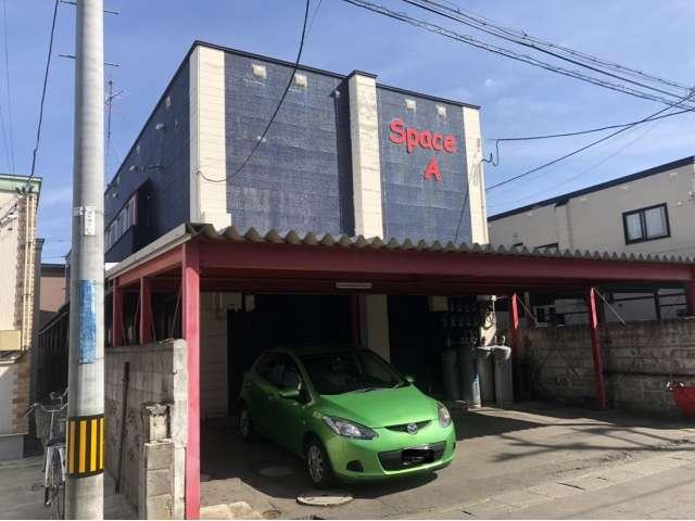 アパート 青森県 青森市 中央4丁目14-13 スペースA 2LDK