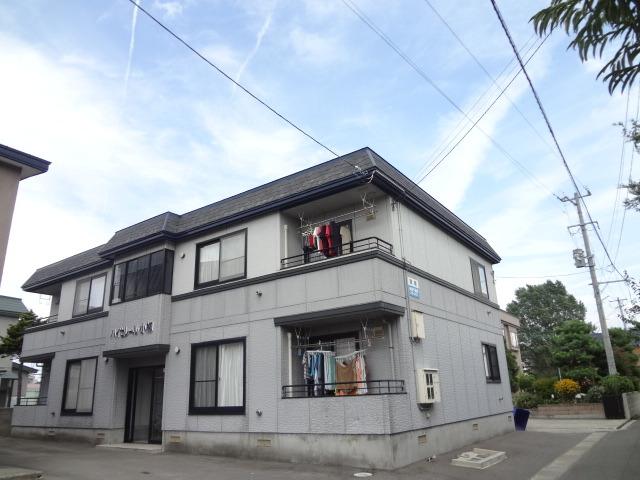 アパート 青森県 青森市 小柳4丁目2- ハイセレール小柳 3LDK