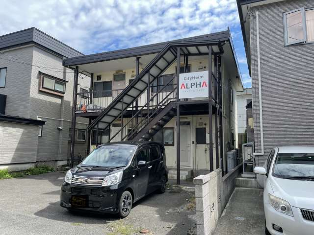 アパート 青森県 青森市 花園2丁目7-16 シティハイムアルファ 1LDK