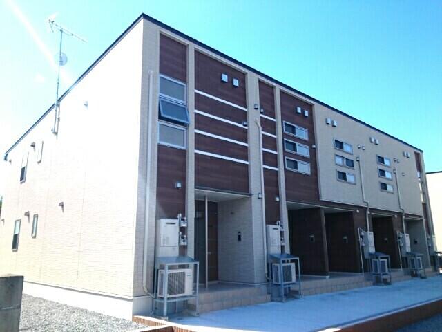 アパート 青森県 青森市 三内沢部357- エクセル新青森B 1R