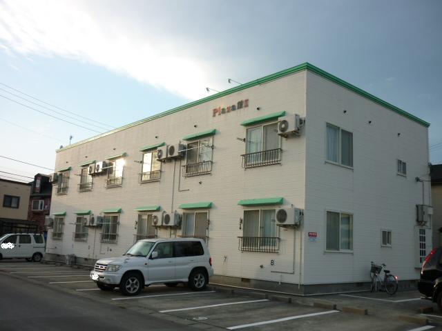 アパート 青森県 青森市 筒井八ツ橋91- PLAZA館Ⅱ 1R