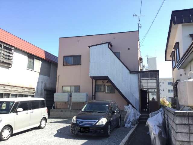 アパート 青森県 青森市 中央4丁目7-3 岡井アパート 4DK