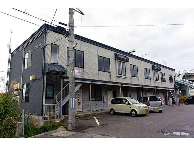 アパート 青森県 青森市 富田4丁目24-38 アポロB 1LDK