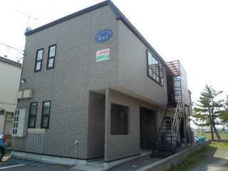 アパート 青森県 五所川原市 石岡字藤巻 パレットハウスKei 2LDK