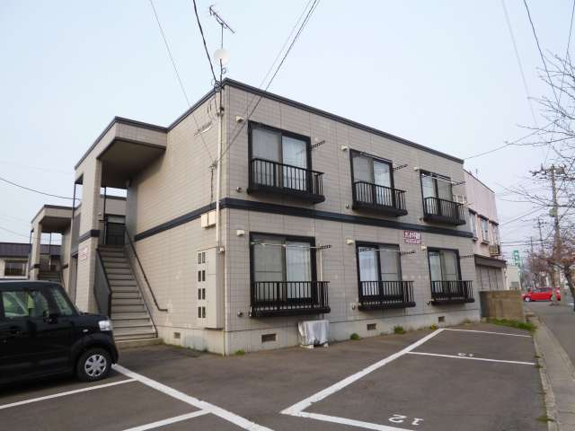 アパート 青森県 五所川原市 一ツ谷507-25 パストラルI番館 1K