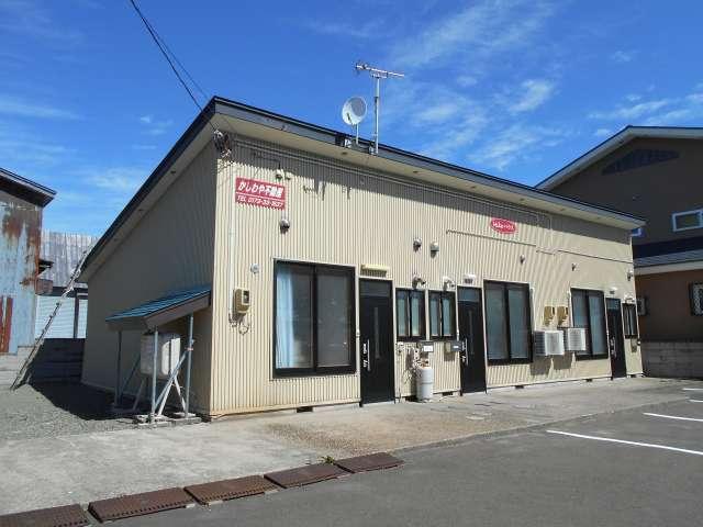 アパート 青森県 五所川原市 若葉三丁目 MIKEハウス 1K
