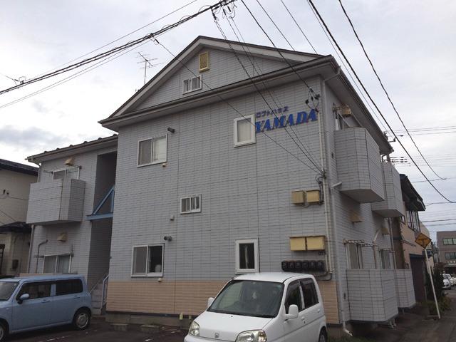 アパート 青森県 八戸市 根城1丁目9-11 ロフトハウスYAMADA 1K