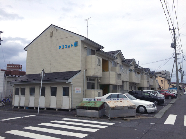 アパート 青森県 八戸市 根城5丁目 マスコット雅 1K