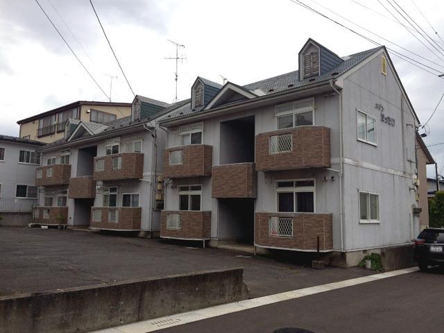 アパート 青森県 八戸市 根城3丁目 メゾンせったい 1K