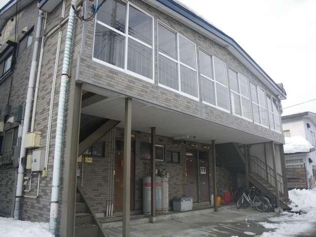 アパート 青森県 青森市 三内稲元 福田アパート 2K