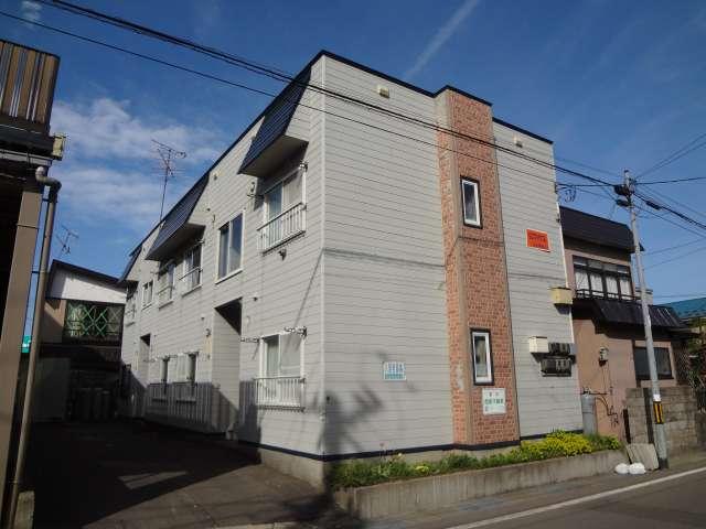 アパート 青森県 青森市 石江岡部54-6 リブハウス 1K
