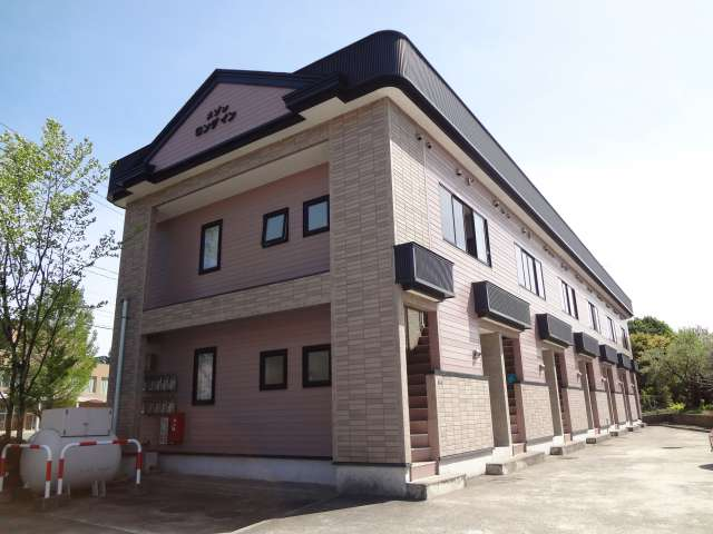 アパート 青森県 青森市 新城字平岡145-16 メゾンロングイン 1K