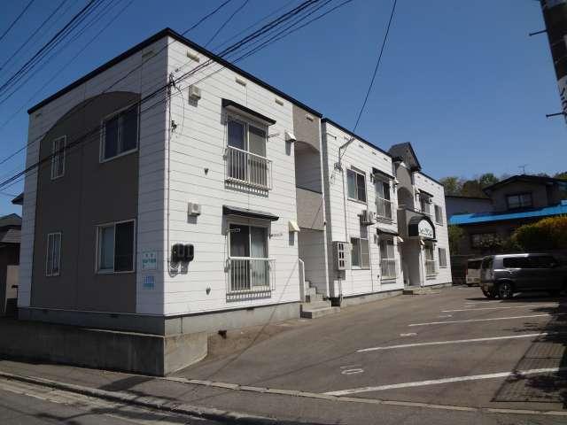 アパート 青森県 青森市 新城字平岡112-9 ハイツグリーンヒル 2DK