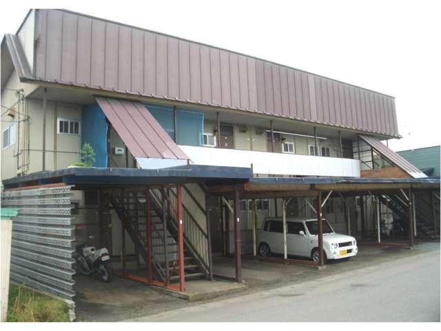 アパート 青森県 青森市 石江字平山2-451 立石アパート 2DK