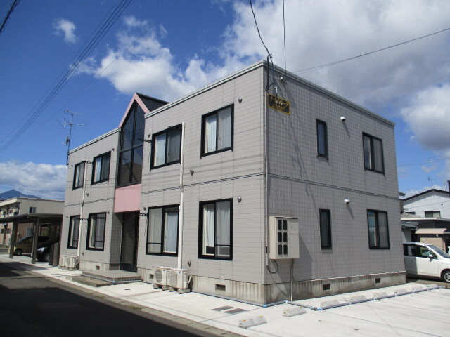 アパート 青森県 弘前市 紺屋町143-1 サイドパーク 2LDK
