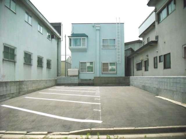 駐車場 青森県 弘前市 楮町1-9 楮町町駐車場
