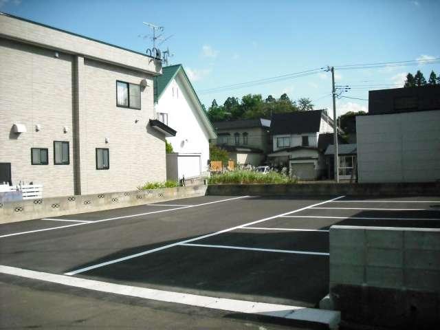 駐車場 青森県 弘前市 南城西2丁目6-3 南城西駐車場