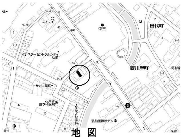 店舗(建物一部) 青森県 弘前市 土手町60 山田ビル