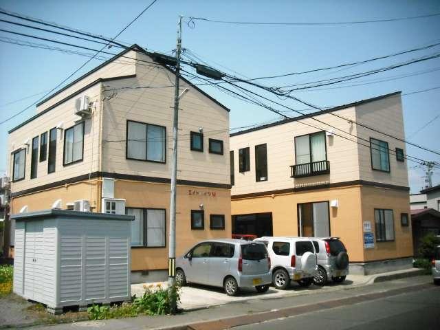 アパート 青森県 弘前市 楮町5-15 エイトハイツ 1K