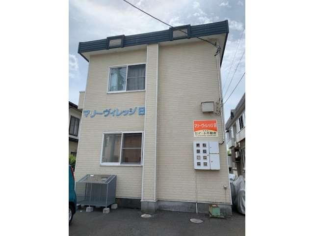 アパート 青森県 弘前市 城東中央3丁目12番16 マリーヴィレッジB 1LDK