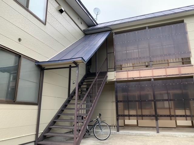 アパート 青森県 弘前市 新寺町132-2 コーポユー 1K