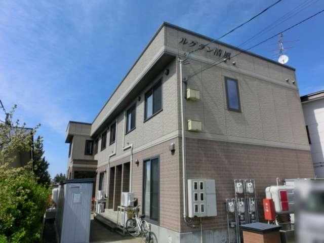 アパート 弘前市新寺町「ルグラン清風」201号室 メイン画像