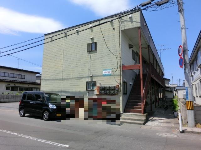 アパート 弘前市藤代3丁目「コーポジュン」205号室 メイン画像