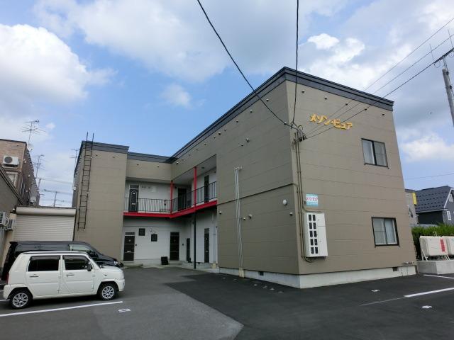 アパート 弘前市田園1丁目「メゾンピュア」103号室 メイン画像
