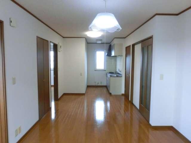 アパート 弘前市田園3丁目「リトル・ブランチ」2-A号室 詳細画像