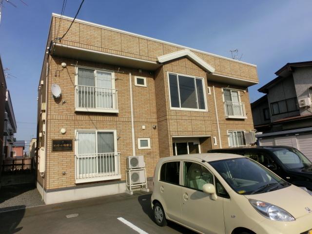 アパート 弘前市稲田2丁目「サンモール稲田B棟」201号室 メイン画像