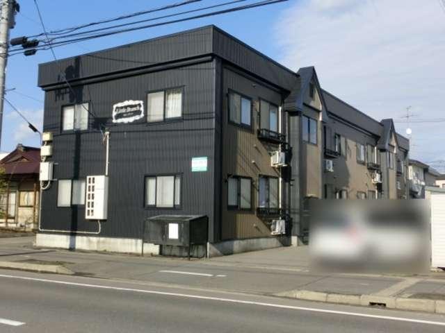 アパート 弘前市田園3丁目「リトル・ブランチ」1-B号室 メイン画像