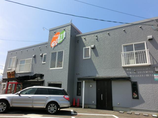 アパート 弘前市松ケ枝4丁目「マツガエプラザ」2LDK