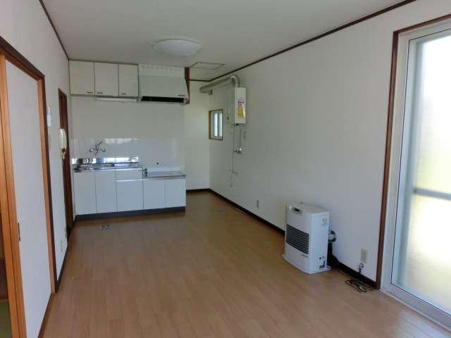 アパート 弘前市松ケ枝4丁目「マツガエプラザ」105号室 詳細画像