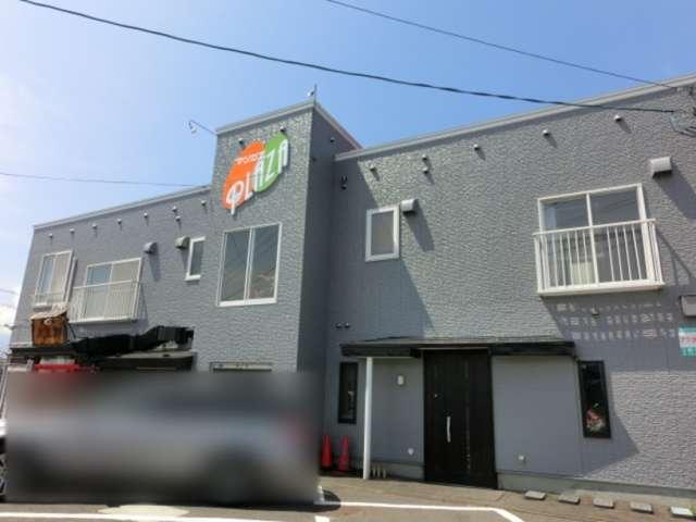 アパート 弘前市松ケ枝4丁目「マツガエプラザ」2K