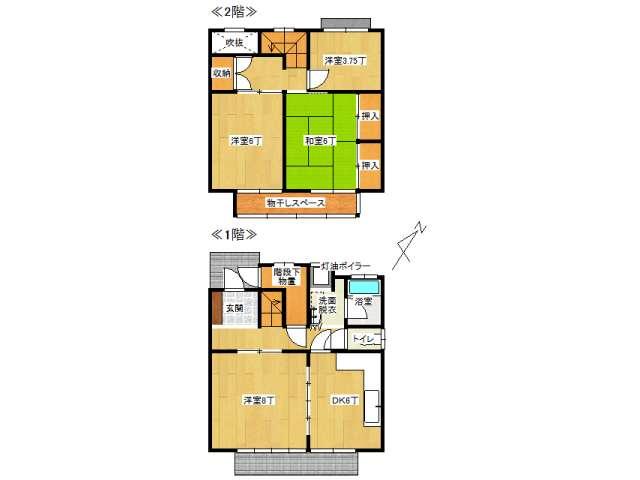 戸建 弘前市外崎4丁目「外崎住宅」A号室 メイン画像
