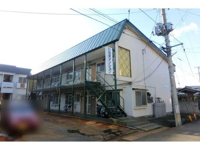 アパート 弘前市城東北1丁目「いなほマンション」2K