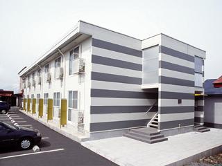 アパート 青森県 弘前市 樹木2丁目19-4 樹木 1K