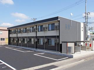 アパート 青森県 弘前市 川先2丁目2-4 レオネクスト桜 1K