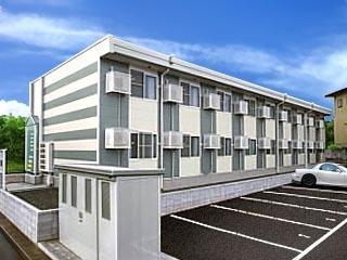 アパート 青森県 弘前市 若葉2丁目7-24 クローバーベル 1K
