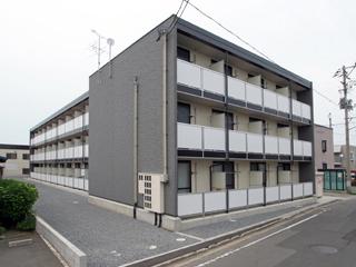 アパート 青森県 弘前市 富田町17-9 アップルハイツ 1K