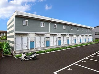 アパート 青森県 黒石市 春日町20-1 春日 1K