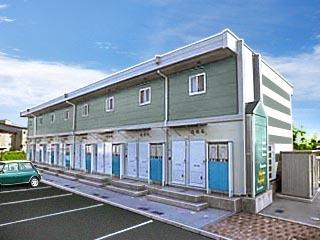 アパート 青森県 黒石市 角田23-2 アズール 1K