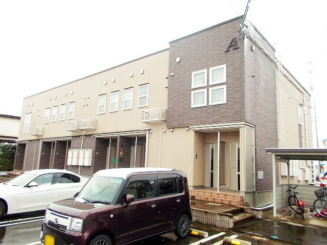 アパート 青森県 弘前市 外崎1丁目9-19 スターブルA 1K