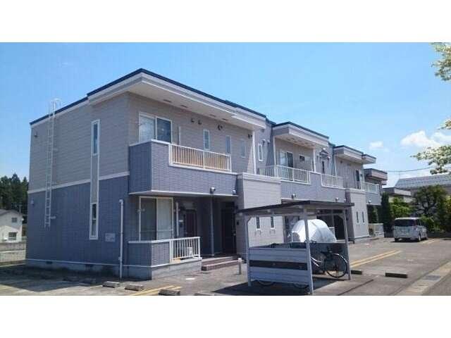 アパート 青森県 弘前市 泉野4丁目1-6 ウェザビーハウス 2DK