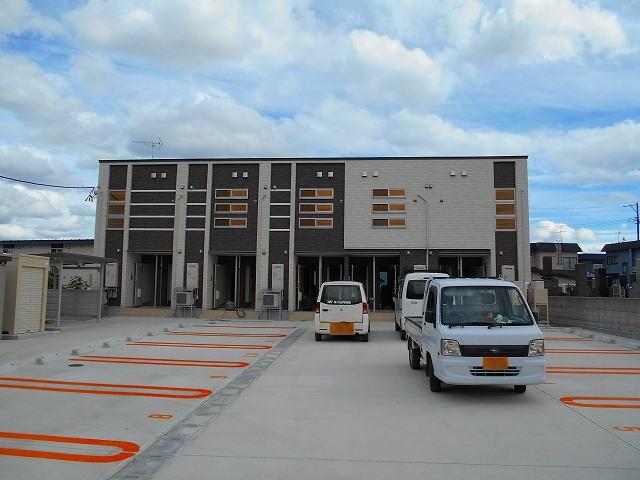 アパート 青森県 弘前市 取上3丁目9-3 エルカミーノ 1LDK